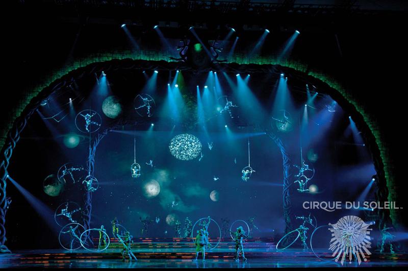 Музыка Из Рекламы Цирк Дю Солей